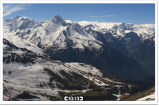 Webcam La Plagne