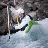 Championnats d'Europe canoë-kayak à Bourg Saint Maurice