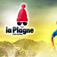 La 6000D à La Plagne, la course des géants